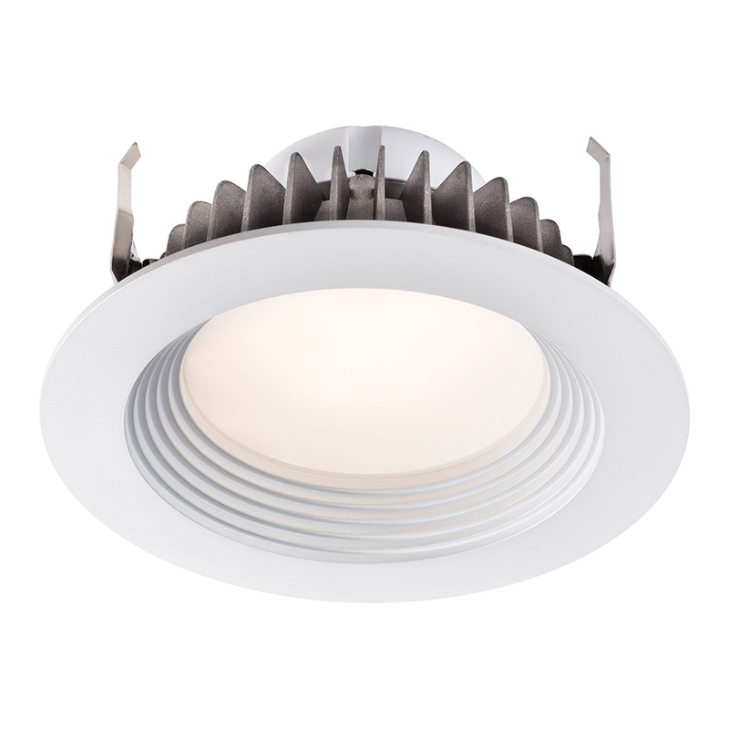 lightolier cp5rb08840w dimmable 5 inch recessed led down light 80