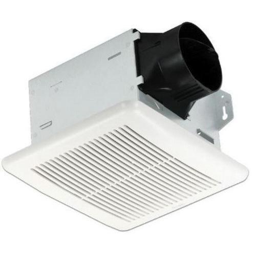Delta ITG80 Low Profile Single Speed Exhaust Fan Galvanized Steel BreezIntegrity