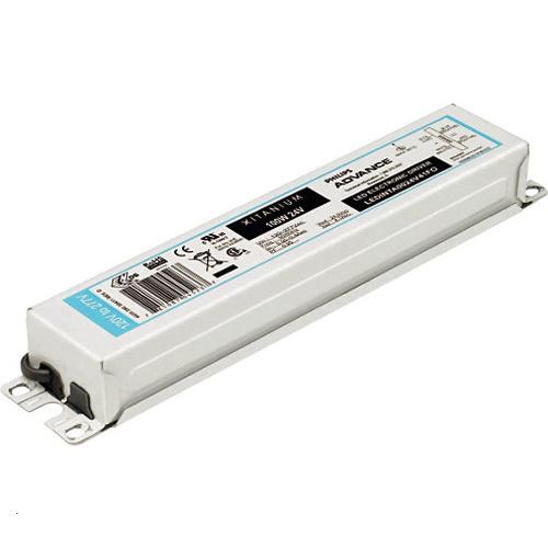 Philips Advance LEDINTA0024V28FOM LED Driver 120 - 277 Volt AC Input 24 Volt DC Output 67 Watt Output Xitanium