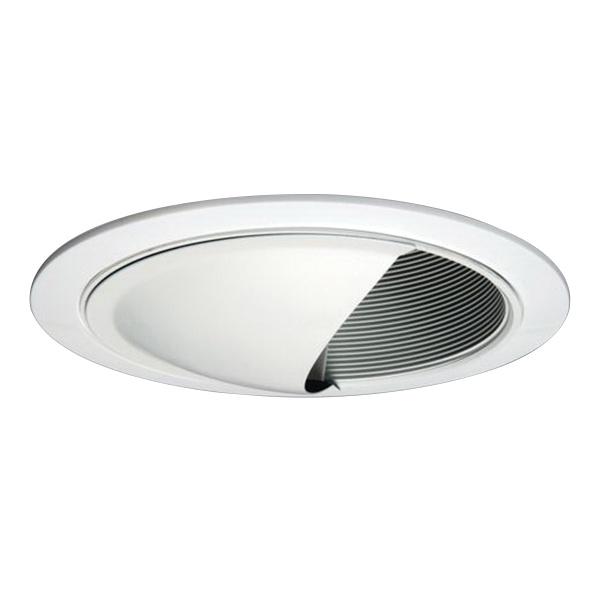 Halo 425w 6 Inch Scoop Reflector Trim Round White Coilex Recessed Lighting Indoor Fixtures Lighting