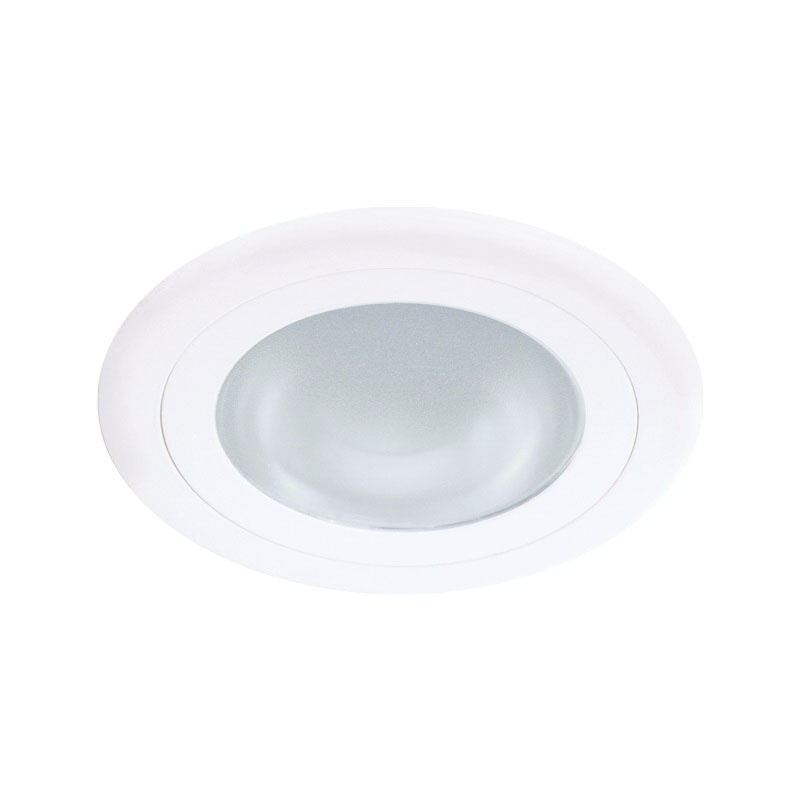 Contrast Lighting X3501 11 3 1 2 Inch Shower Trim With Lens