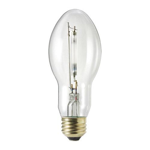 Philips Lighting 467274 BD17 High Pressure Sodium HID Bulb 100-Watt Medium  9500-Lumens 18 CRI 2100K Ceramalux Alto®