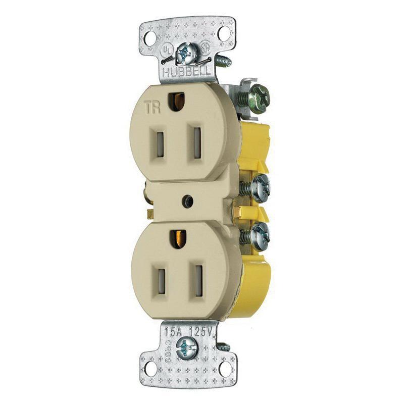 hubbell wiring rrsitr residential grade tamper resistant