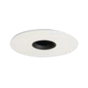 Cooper Lighting E3pinw 3 Inch Adjule Pinhole Trim Round