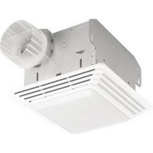 Nutone 679 Ventilation Fan With Light 120-Volt AC 70 CFM at