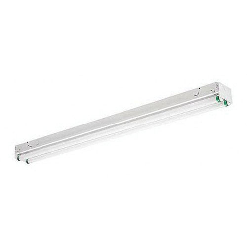 Philips Lighting TT232-1/4-EBHHE-QHE4X32T8UNVISLS 2-Light Unit/Row ...