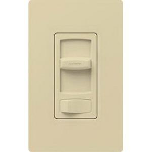 Lutron CTCL-153P-IV 120 Volt at 60 Hz 1-Pole 3-Way Dimmer Ivory Skylark® Contour® CL™