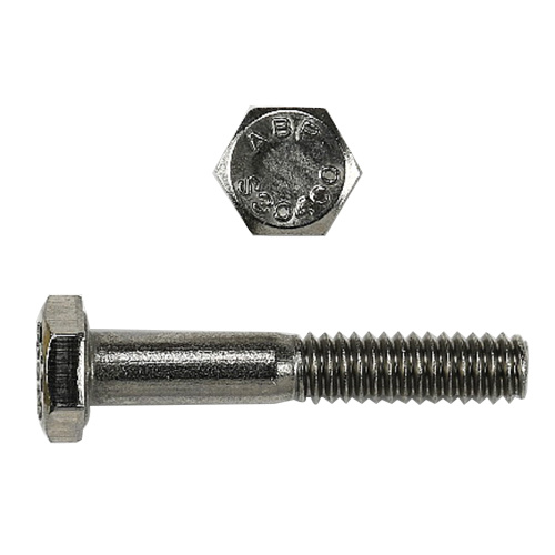 5//16-18 Hex Bolts Stainless Steel Cap Screws Partially Threaded All Sizes Listed