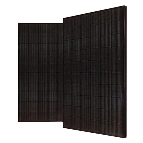 LG Electronics LG320N1K-A5 60 Monocrystalline/N-Type 12 Busbar High  Efficiency Solar Panel 320-Watt NeON™