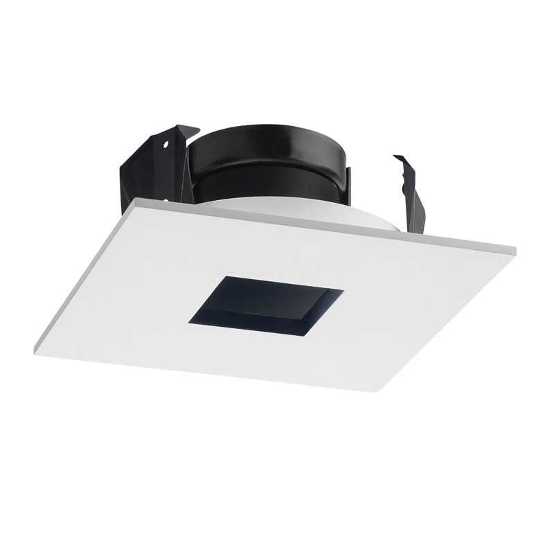 Juno Lighting 443sq Wh Low Voltage Ic 4 Inch Pinhole Trim