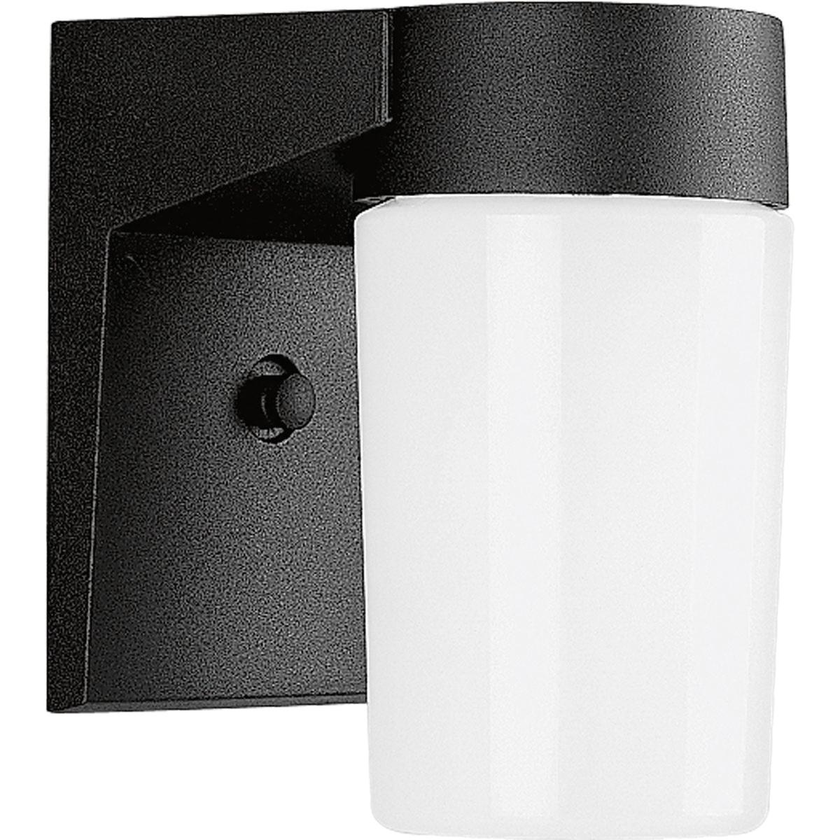 Progress Lighting P5511-31 1-Light Wall Sconce 100 Watt 120 Volt Black Powder Coated
