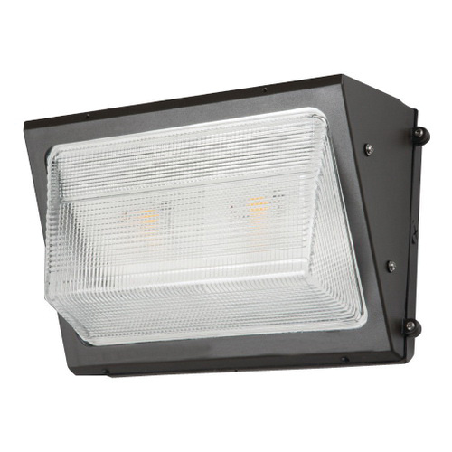 Cooper Lighting Wpmled 75 Gl Unv Led Wallpack 120 277 Volt Ac Bronze Polyester Powder Coated Lumark