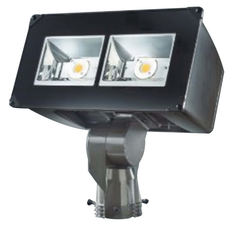 Cooper Lighting Nffld C40s Led Flood Light Luminaire 128