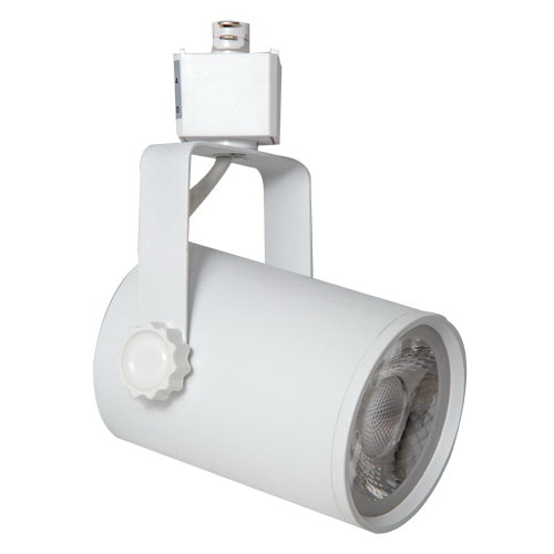 Elco Lighting Et617dw Dimmable Track Fixture 18 Watt 120