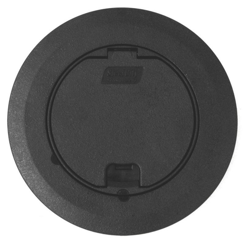 Thomas Amp Betts 68r Cst Gry Concrete Non Metallic Recessed