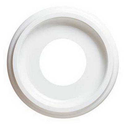 Westinghouse Lighting 7703700 Ceiling Medallion 10 Inch White