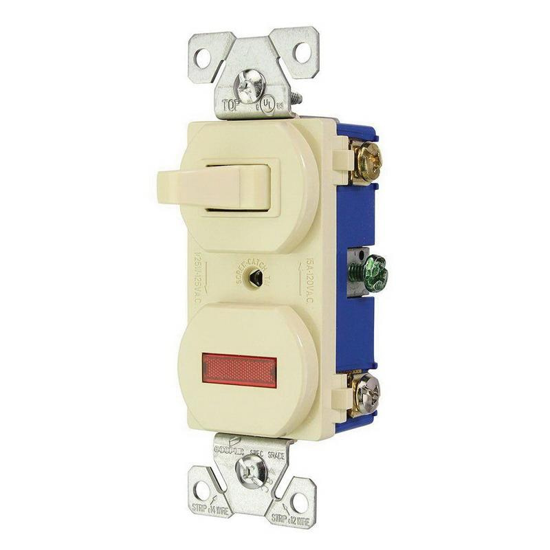 Cooper Wiring Device 294V-BOX 120-Volt AC 15-Amp 3-Way Commercial/Specification on