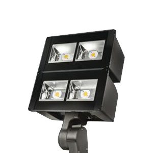 Cooper Lighting NFFLD-L-C100-D-UNV-66-S-CB LED Flood Light 120 - 277
