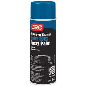 CRC Industries 18002 All-Purpose Enamel Spray Paint Aerosol Can 16