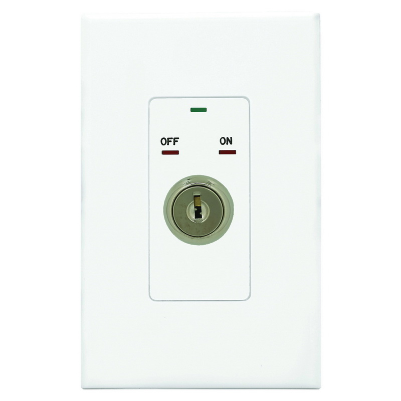 lithonia lighting npod-key-wh 15