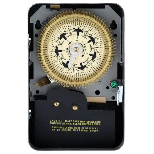 Intermatic T2005 120-volt Ac At 60-hz 20-amp 1-pole 2