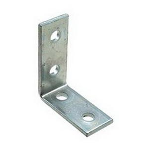B-Line B104SS4 304 Stainless Steel 4 Hole 90 Degree Corner Angle