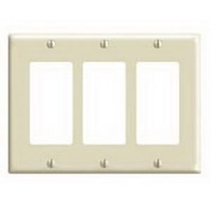 Leviton 80411 I Thermoset Device Mount Standard Size 3 Gang