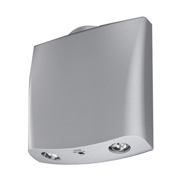 Cooper Lighting Selw25 Universal J Box Wall Mount Led Emergency Light 1 4 Watt 120 277 Volt Ac Silver Sure Lites