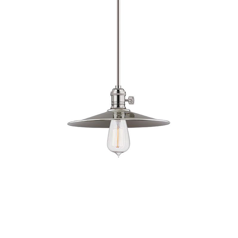 Hudson Valley Lighting Careers: Hudson Valley Lighting 9001-PN-MS1 1-Light Pendant Fixture