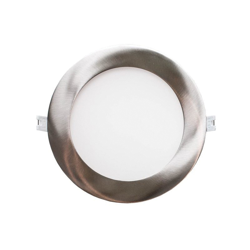 Nsl Lvldl 06 Nw Bn R L Dimmable Non Ic 6 Inch Thin Line Led