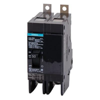 Siemens bqd250 bolt on mount type bq molded case circuit breaker 2 siemens bqd250 bolt on mount type bq molded case circuit breaker 2 pole 50 greentooth Images