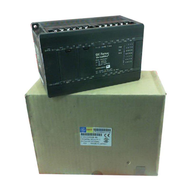 GE Fanuc IC200UDR005 Micro PLC 120/240-Volt AC VersaMax ... on