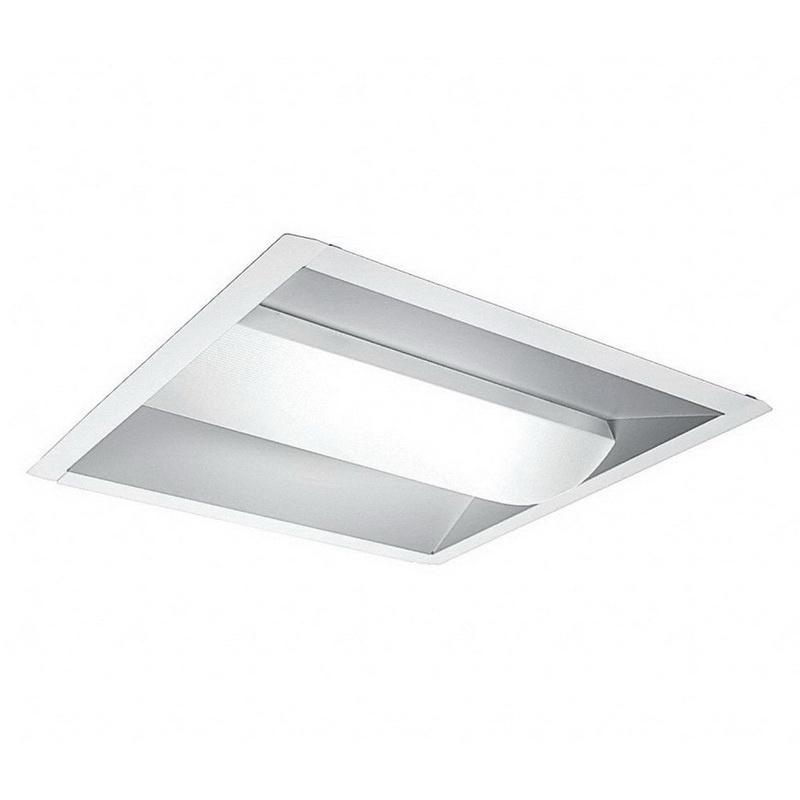 philips lighting 518324 generation 4 led troffer retrofit. Black Bedroom Furniture Sets. Home Design Ideas