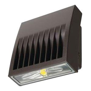Cooper Lighting XTOR3B W Small Door LED Wallpack 120   277 Volt AC Carbon  Bronze