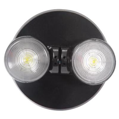 Cooper Lighting Apwr1bk 1 Head Led Remote Emergency 3 6 Volt Dc Sure Lites