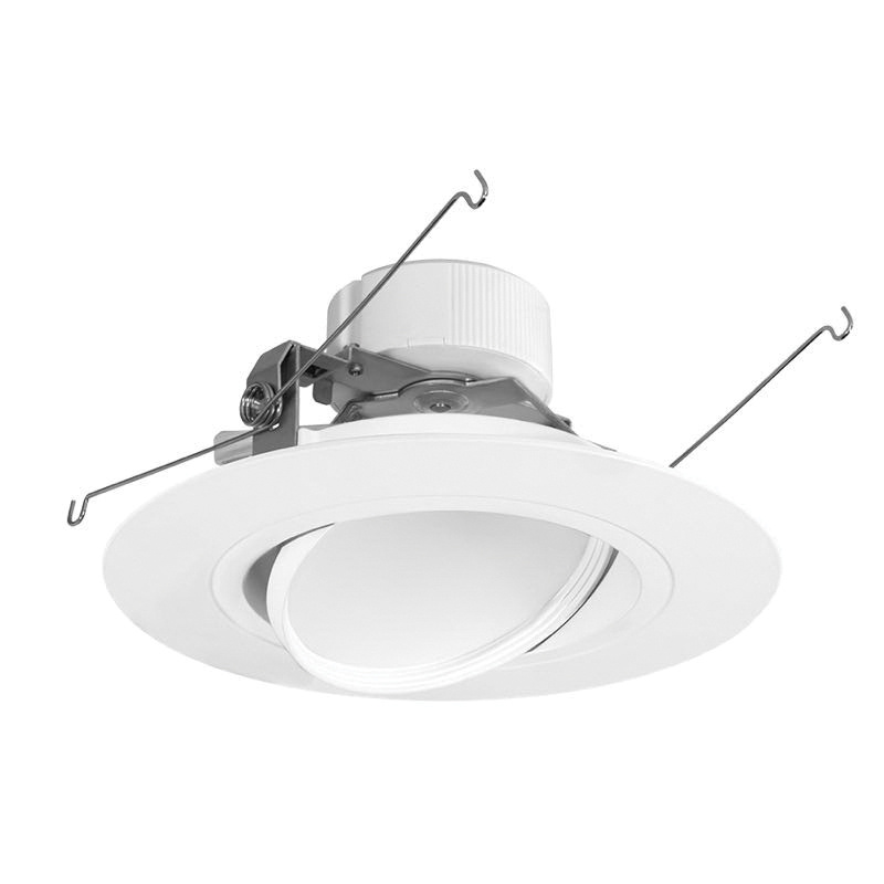 Rab DLED6AR14Y Dimmable 6-Inch LED Retrofit Down Light Fixture 120-Volt on