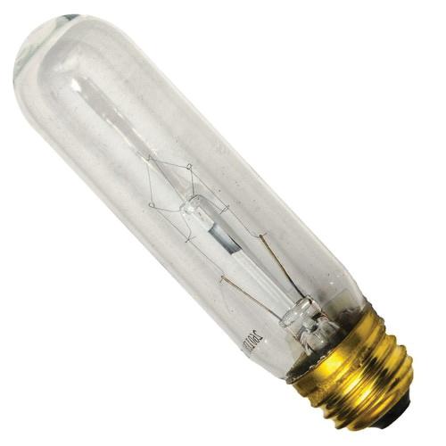 3D Lighting 25T10/CLEAR T10 Tubular Industrial Grade Light