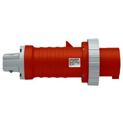 leviton 460p7w 4 wire 3 pole industrial grade watertight pin andleviton 460p7w 4 wire 3 pole industrial grade watertight pin and sleeve plug 480