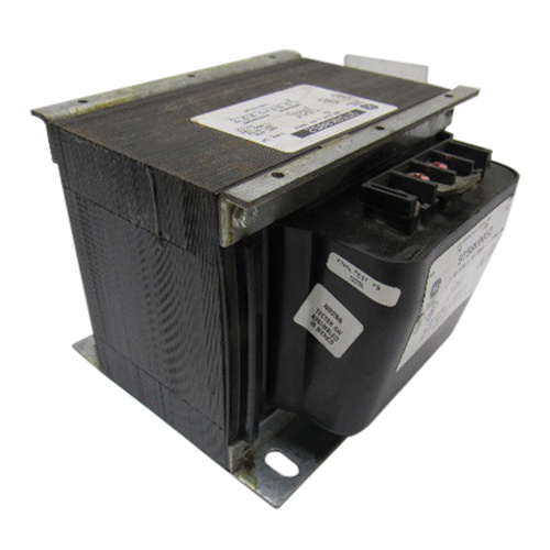 GE Industrial 9T58K0052 1-Phase Copper Open Core And Coil Dry Type  Transformer 240 X 480-Volt Primary 115-Volt Secondary 1 KVA