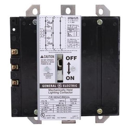 GE Industrial CR160MC5502A Mechanically Held Lighting ... on