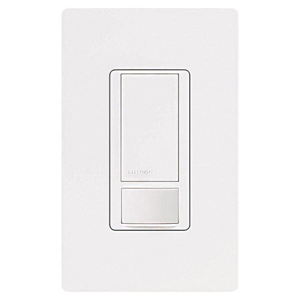 Lutron MS-OPS5MH-WH 3-Way PIR Multi Location Occupancy