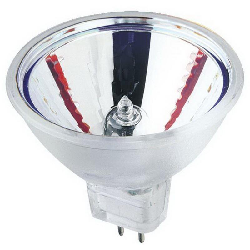 Westinghouse Lighting 0445600 MR16 Low Voltage Dichroic Reflector Halogen Lamp 50 Watt 2-Pin GU5.3 Base 500 Lumens 3050K Bright White