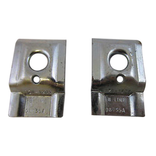 B Line 9zn 1205 Zinc Plated Cable Tray Clamp Guide For