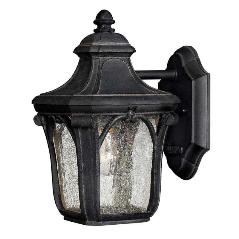 best value 2b754 d297a Hinkley Lighting 1316MB 1-Light Wall Lantern 60-Watt 120 ...