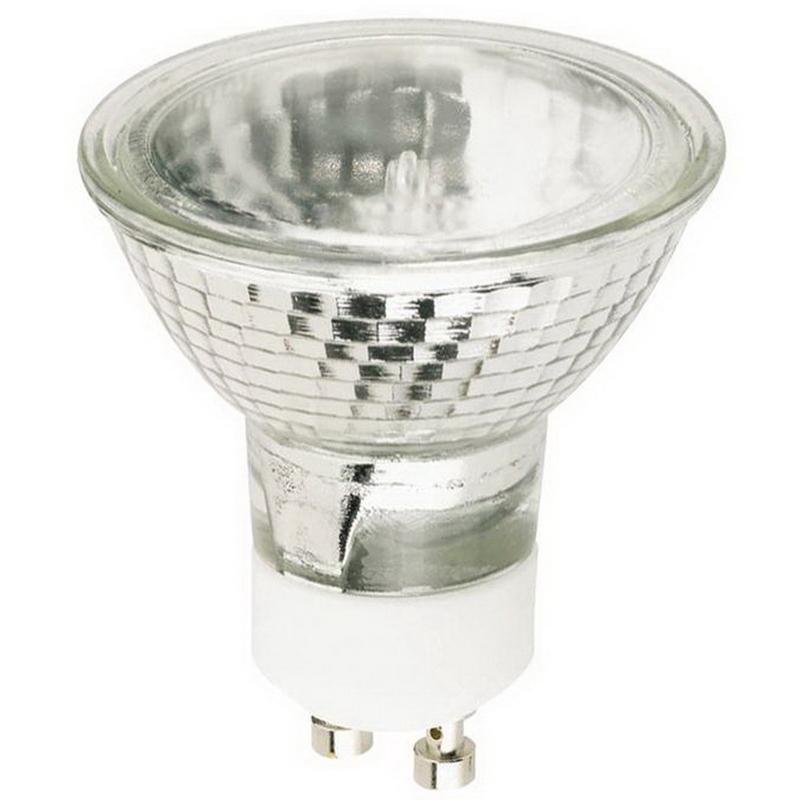 Westinghouse Lighting 0474000 MR16 Reflector Replacement Halogen Lamp 50 Watt GU10 Base 330 Lumens 3050K Bright White