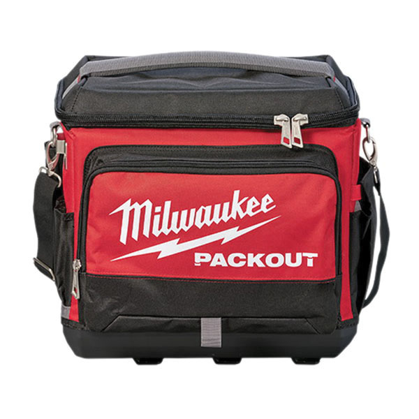 Tool Bag Impact Resistant Molded Base 1680D Ballistic Material Milwaukee 15 in