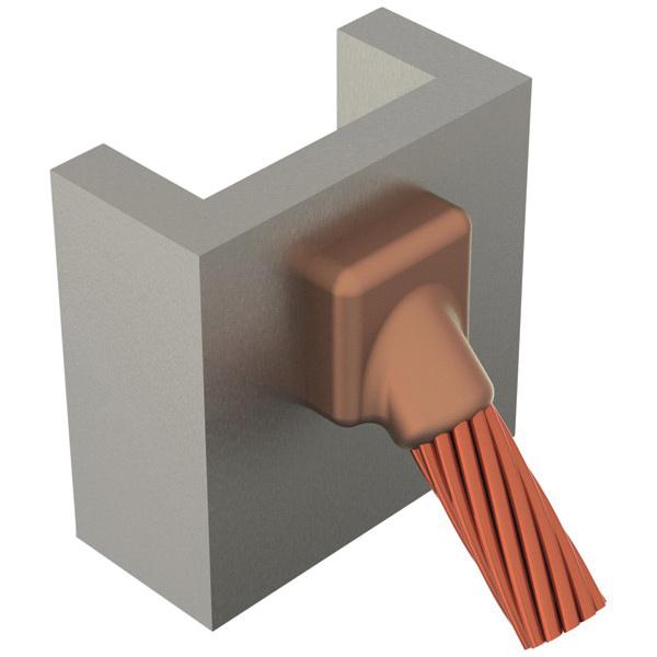 Erico Cadweld Mold VSC2Q 4//0 115PLUSF20