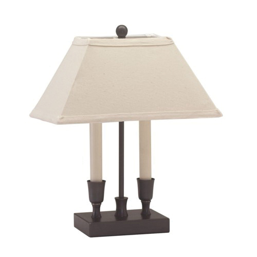 House Of Troy Ch880 Ob Portable Table Lamp 60 Watt 120 Volt Oil