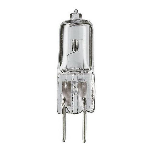 Philips Lighting 415596 Dimmable T11 Low Voltage Capsule Halogen L& 50 Watt 2-Pin GY6.35 Base 465 Lumens 100 CRI 3000K White  sc 1 st  USESI & Philips Lighting 415596 Dimmable T11 Low Voltage Capsule Halogen ...