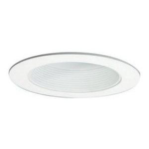 lightolier 2076 3 3 4 inch down light black step reflector baffle